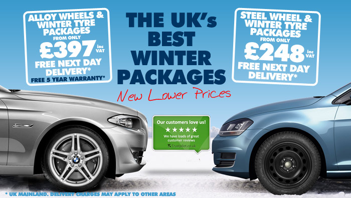 Winter Wheel & Tyre Packages from
