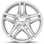 "BMW X1 E84 17"" Borbet Alloy Winter Wheels & Tyres"