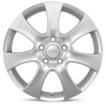"Honda Civic 17"" Alloy Winter Wheels & Tyres"