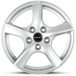 "VW Passat 3C 16"" Borbet Alloy Winter Wheels & Tyres"