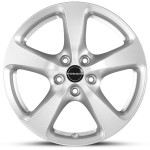 "Audi A3 8P 17"" Borbet Alloy Winter Wheels & Tyres"