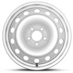 "VW Tiguan 5N 16"" Steel Winter Wheels & Tyres"