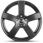 "VW Golf VII 17"" Black Alloy Winter Wheels & Tyres"
