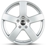 "Audi A6 4G 17"" Borbet Alloy Winter Wheels & Tyres"