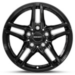 "Mercedes B-Class 16"" Black Winter Wheels & Tyres"