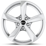 "VW Golf VII 18"" Borbet Alloy Winter Wheels & Tyres"