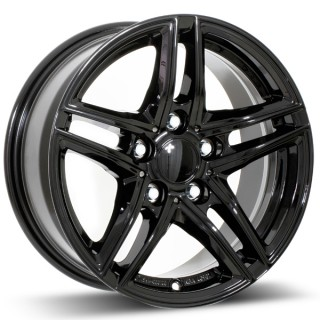 Gloss Black Winter Wheels