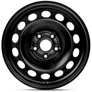 "VW Polo 6R 15"" Steel Winter Wheels & Tyres"