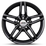 "BMW X3 F25 18"" Black Alloy Winter Wheels"