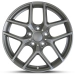 "BMW X3 F25 18"" Matt Grey Alloy Winter Wheels"
