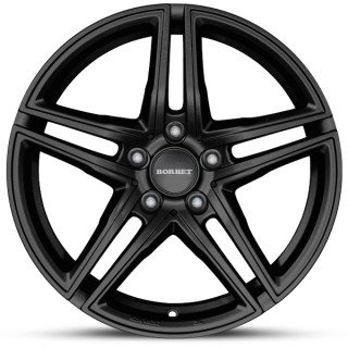 "Mercedes C-Class 17"" Black Alloy Winter Wheels & Tyres"