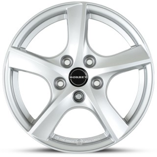 "Audi A6 4F 17"" Borbet Alloy Winter Wheels & Tyres"