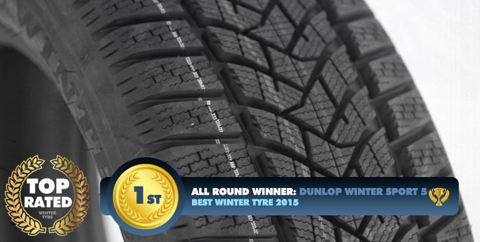 Dunlop Winter Sport 5 Tyre Review Header