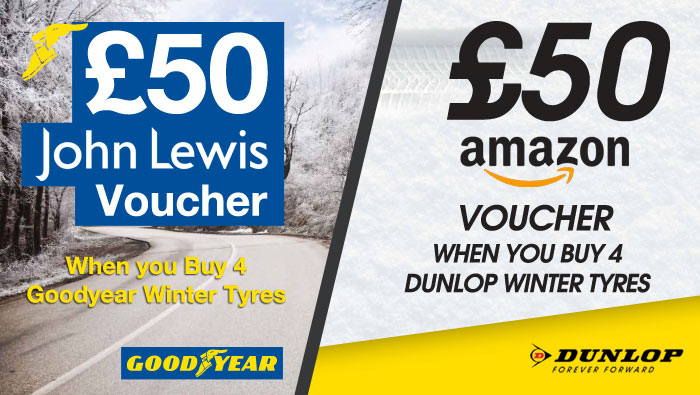 2016 Winter Tyre Promotions