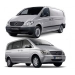 WINTER WHEELS & TYRES FOR MERCEDES VITO VIANO W639