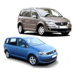 VW Touran 1T inc Facelift Winter Wheels and Winter Tyres