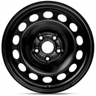 "VW Golf VI 15"" Steel Winter Wheels & Tyres"