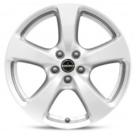 "VW Golf VI 16"" Borbet Alloy Winter Wheels & Tyres"
