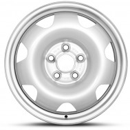 "VW Transporter T5 17"" Steel Winter Wheels & Tyres"