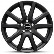 "VW Golf VI 16"" Black Alloy Winter Wheels & Tyres"