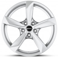 "VW Golf VI 17"" Borbet Alloy Winter Wheels & Tyres"