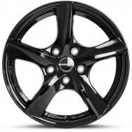 "VW Passat 3C 16"" Borbet Black Alloy Winter Wheels & Tyres"