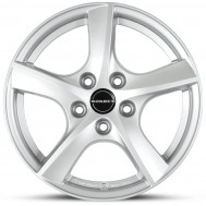"Skoda Octavia II 17"" Alloy Winter Wheels & Tyres"