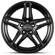 "Mercedes A-Class 17"" Black Winter Wheels"