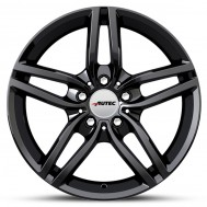 "BMW 3 Series G20 G21 19"" Autec Black Winter Wheels"