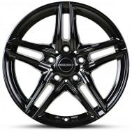 """BMW 3 Series G20 G21 17"""" Black Winter Wheels"""