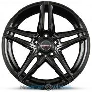"BMW X4 G02 18"" Black Alloy Winter Wheels & Tyres"