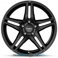 "Mercedes GLA F2B 17"" Black Alloy Winter Wheels & Tyres"
