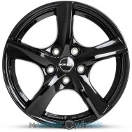 "16"" Seat Leon (KL) Black Alloy Winter Wheels"