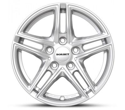 "BMW 5 Series F10 F11 17"" Borbet Alloy Winter Wheels"