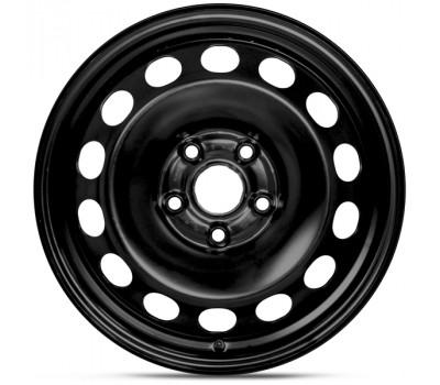 "VW Golf VI 15"" Steel Winter Wheels & Tyres"