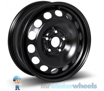 Winter Steel Wheels and Tyres