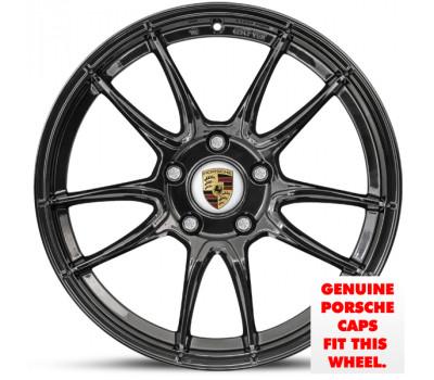 OEM Porsche Caps Fit this Wheel