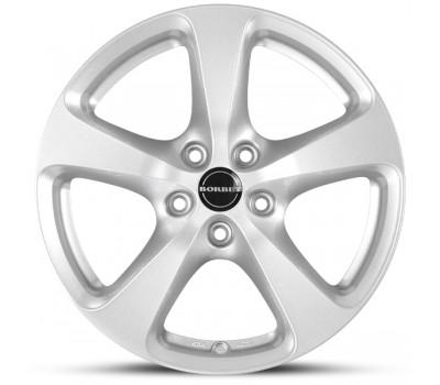 "Audi Q3 8U 16"" Borbet Alloy Winter Wheels & Tyres"