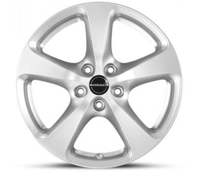"VW Golf VII 17"" Borbet Alloy Winter Wheels & Tyres"
