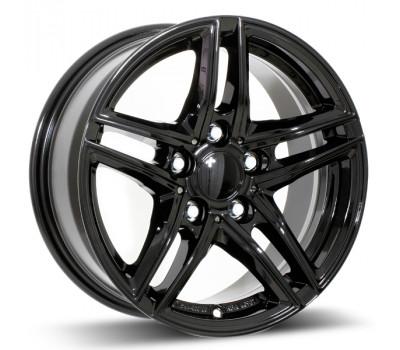 Gloss Black Winter Wheels