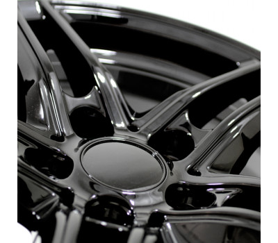 Gloss Black Wheel
