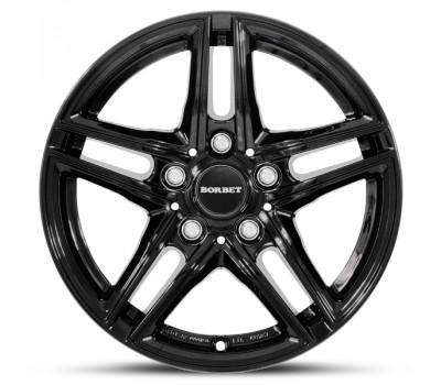 "Mercedes B-Class 16"" Black Winter Wheels & Tyres"