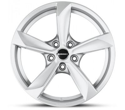 "Audi A6 4G 17"" Borbet Alloy Winter Wheels & Tyres"