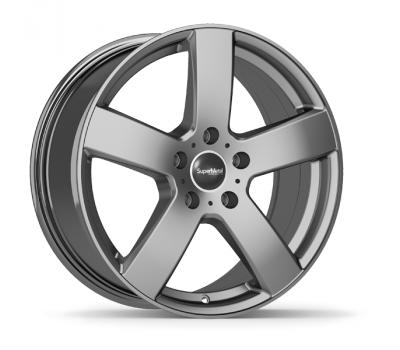 Grey Winter Wheel