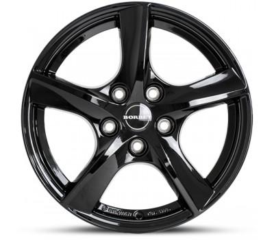 "BMW 2 Series F46 16"" Black Winter Wheels & Tyres"