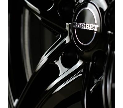 "BMW 3 Series G20 G21 17"" Black Winter Wheels Detailed View"