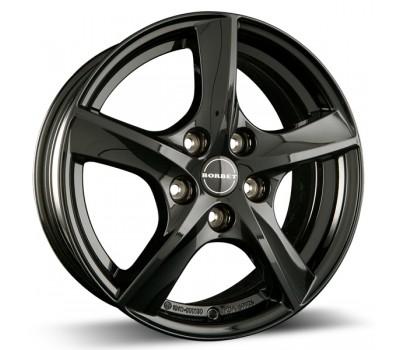 black winter wheels