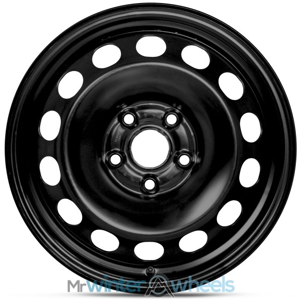 16 Inch BMW 1 Series F20 F21 Steel Winter Wheels And